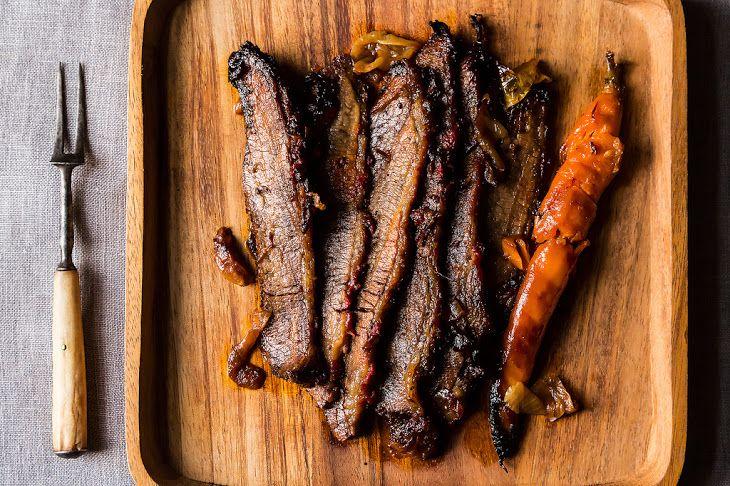 Nach Waxman's Brisket of Beef II Recipe | What's for Dinner? | Pinter...