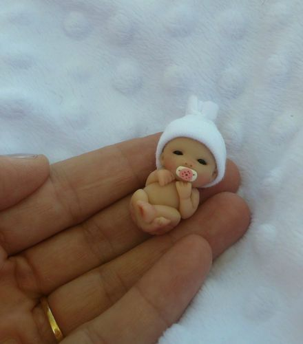 Polymer Clay Polymer Clay Babies Pinterest