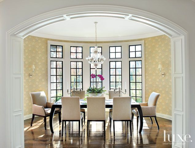 Oval Dining Room Endearing Design Decoration
