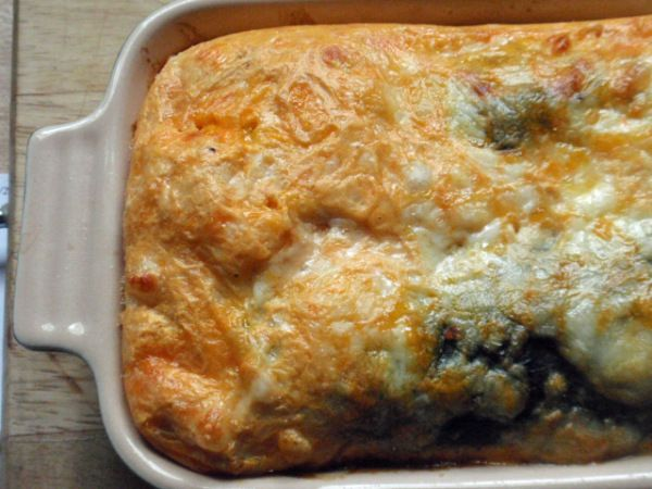 Baked Chili Rellenos | My recipes | Pinterest