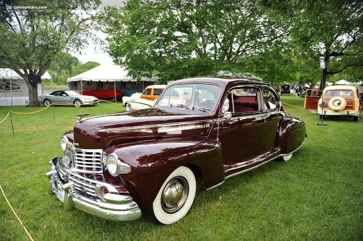 1946 Lincoln Continental Lincolns Pinterest