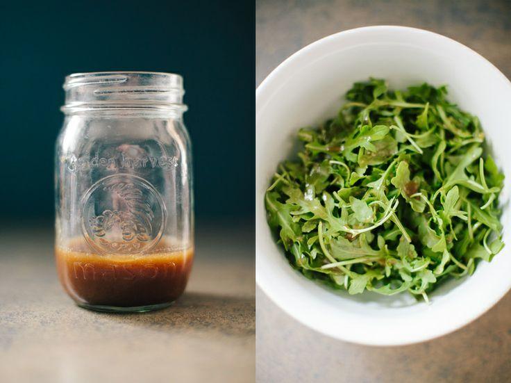 homemade balsamic vinaigrette | Recipes and cooking tips | Pinterest