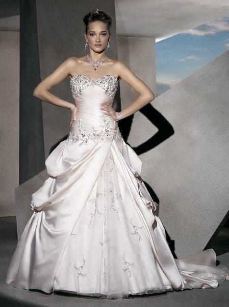 gorgeous dress 4287 by demetrios wedding dresses pinterest