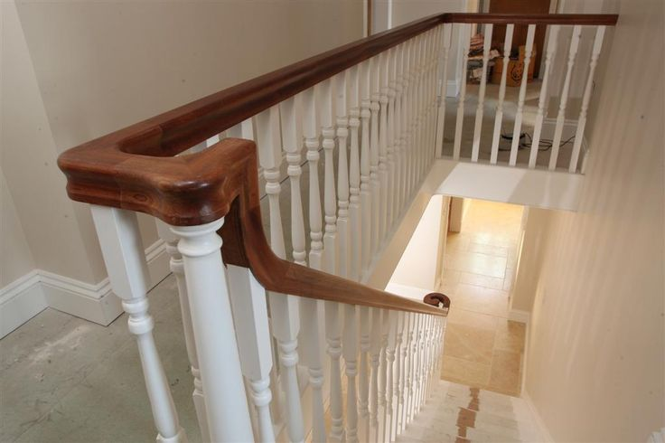 Best Continuous Handrail 180 Turn Woodwork Projects Pinterest 640 x 480