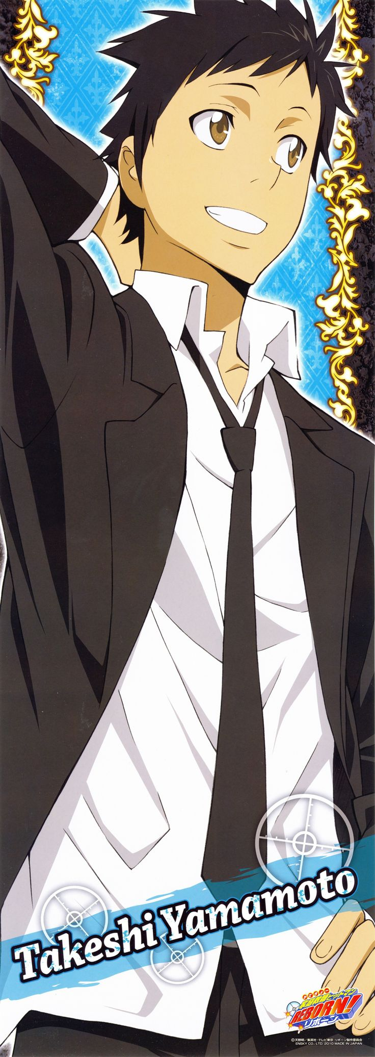 Takeshi YamamotoYamamoto Takeshi Smile