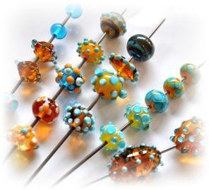 LAMPWORK BEADS | Beads | Pinterest