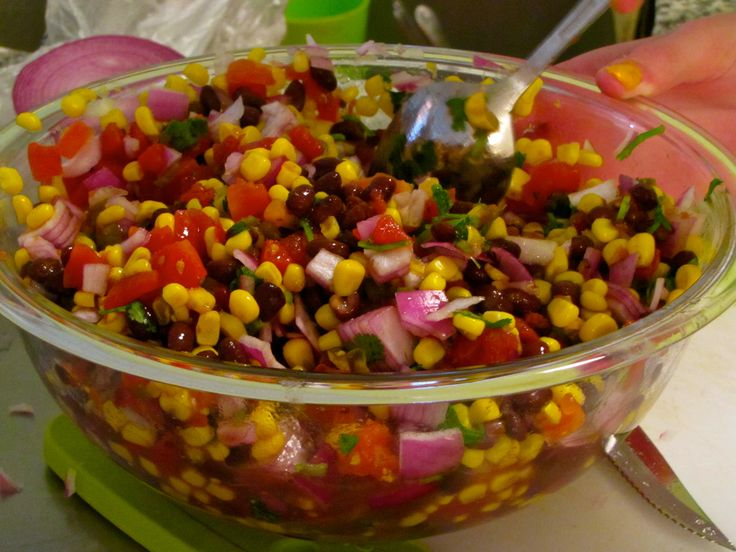 "Texas Caviar,"" I get one of two reactions: 1) ""What the fu...? Texa..."
