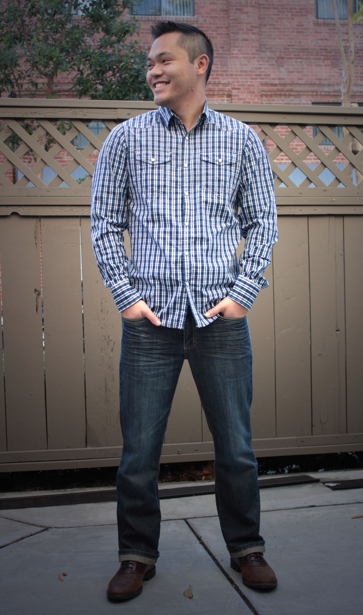 A Great Casual Friday Outfit | Dress For Success - Men | Pinterest