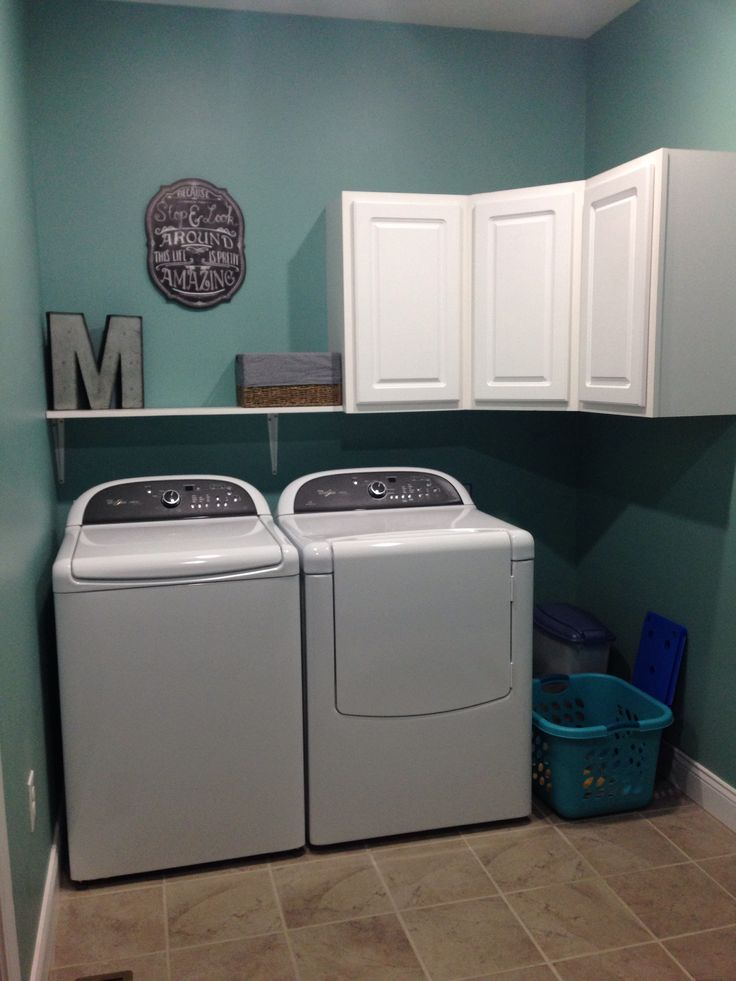 room-paint color is Drizzle by Sherwin Williams, letter and chalkboard ...