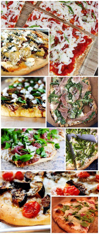 PW's Favorite Pizza, Fig-Prosciutto Pizza with Arugula, Shaved ...