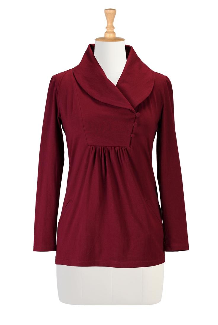 Women s Fashion Clothing - Shop Tops, blouses, tunics, camis, shirts