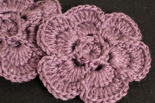 Crochet Geek : Crochet Geek : Crochet Flower Primus Crochet - Flowers & Motifs P ...