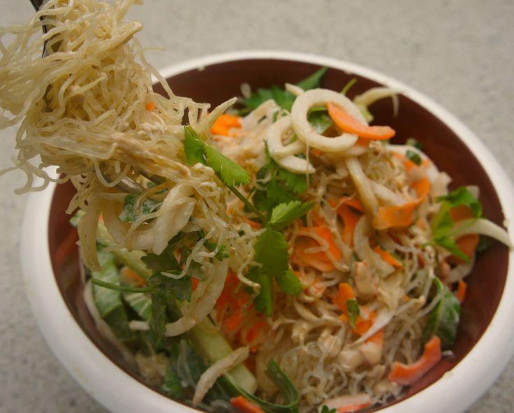 raw kelp noodle pad thai Noodle Pad  Thai  Ideas   Pinterest raw Food dish Kelp