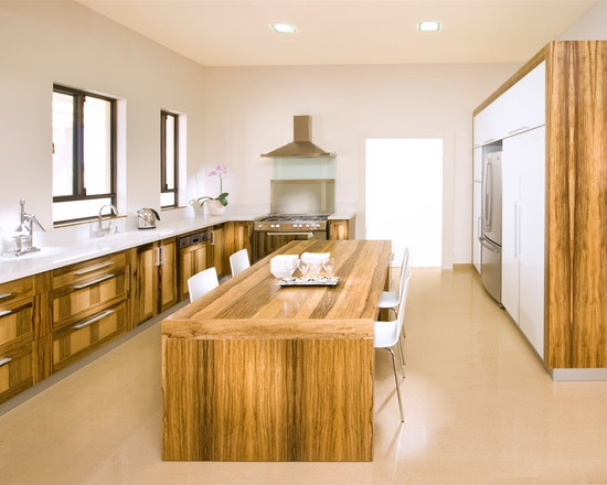 Dining table kitchen island instead dining table - Islands dining room ...