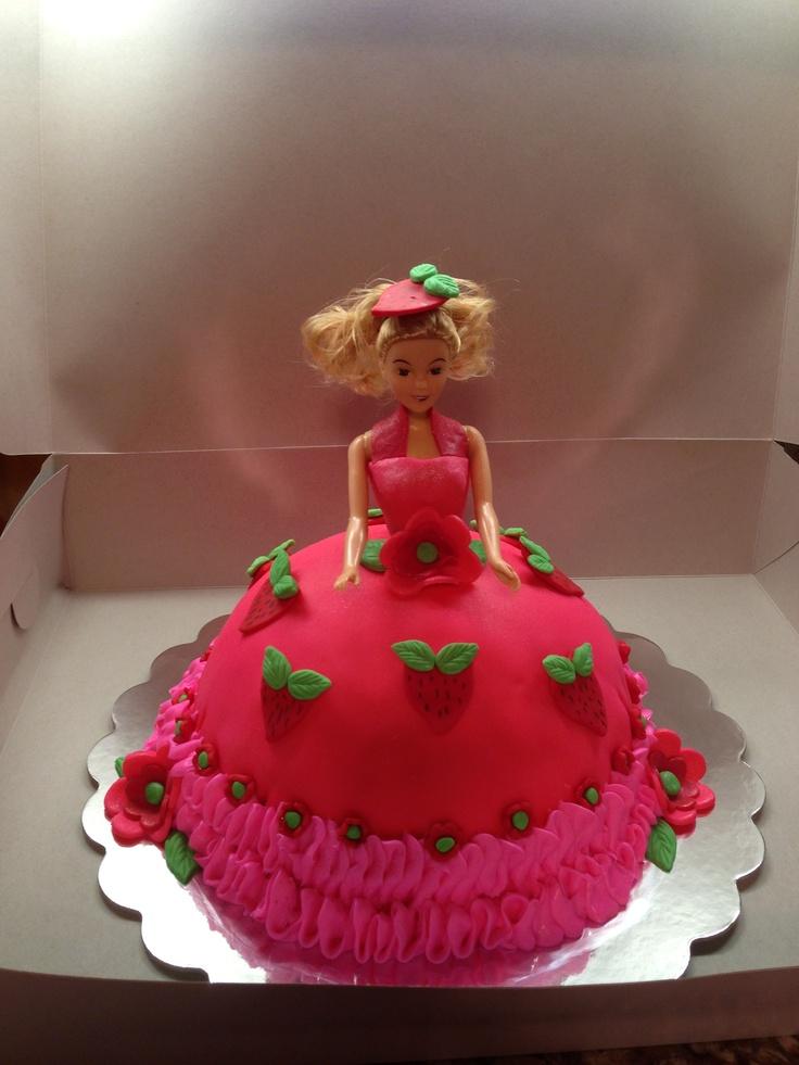 Icing Doll Cake Auto Design Tech