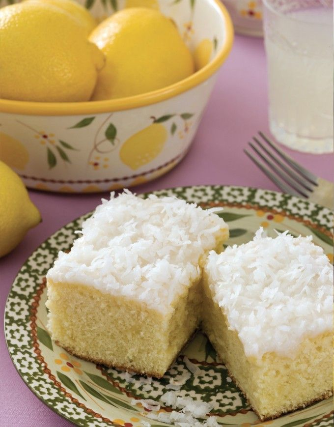 temp-tations® by Tara: Easy Lemon Sheet Cake