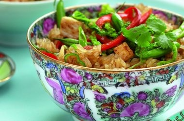 Quick Fried Rice | Cooking Up a Storm | Pinterest