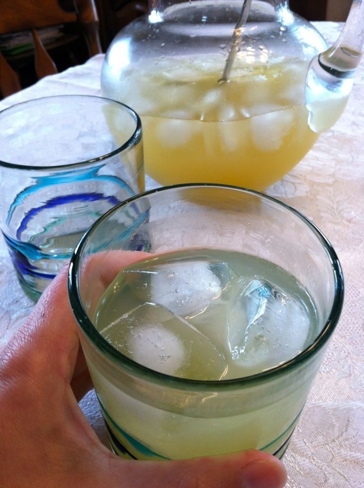 Maple Lemonade | Drink | Pinterest