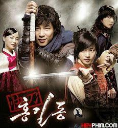 Phim Anh Hùng Hong Gil-Dong
