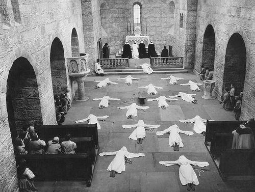 Matka Joanna od aniolów (Mother Joan of the Angels) by Jerzy Kawalerowicz, 1961