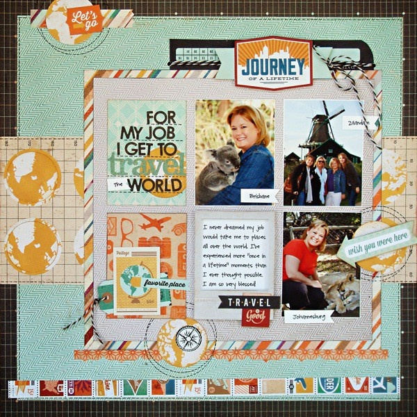 Journal Card Layout 01