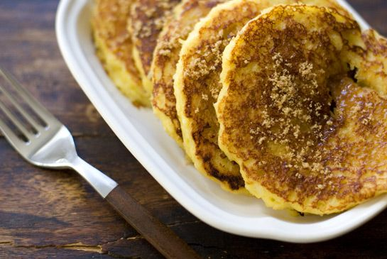 coconut macaroon pancakes - oh.my.goodness!