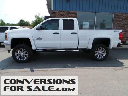 by Conversions For Sale on Chevy Silverado Rocky Ridge Custom Lif