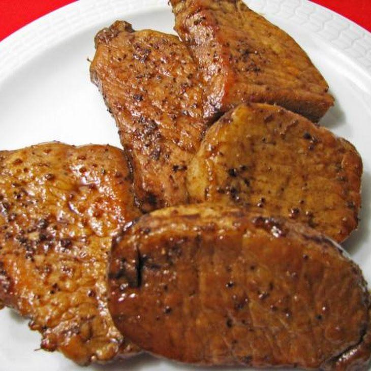 glazed salmon balsamic glazed flank steak balsamic and raisin glazed ...