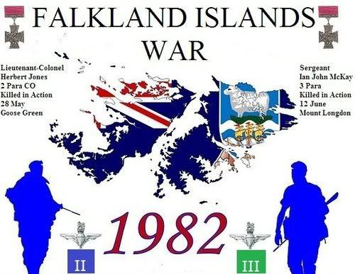 History of the Falkland Islands