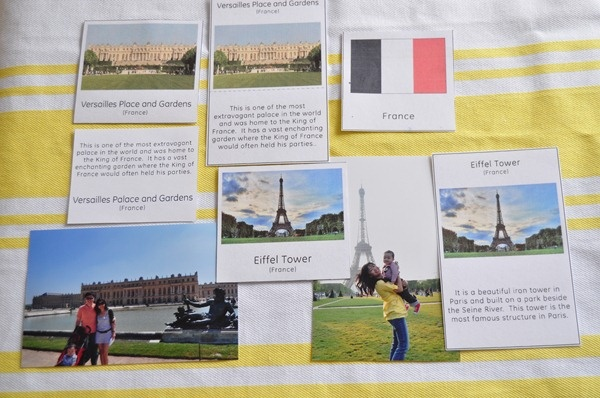 Continent study europe part ii free picture cards at the pinay