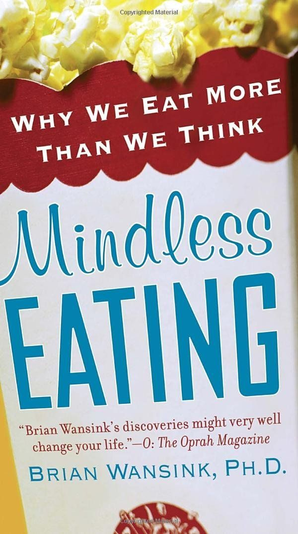 how to avoid mindless eating