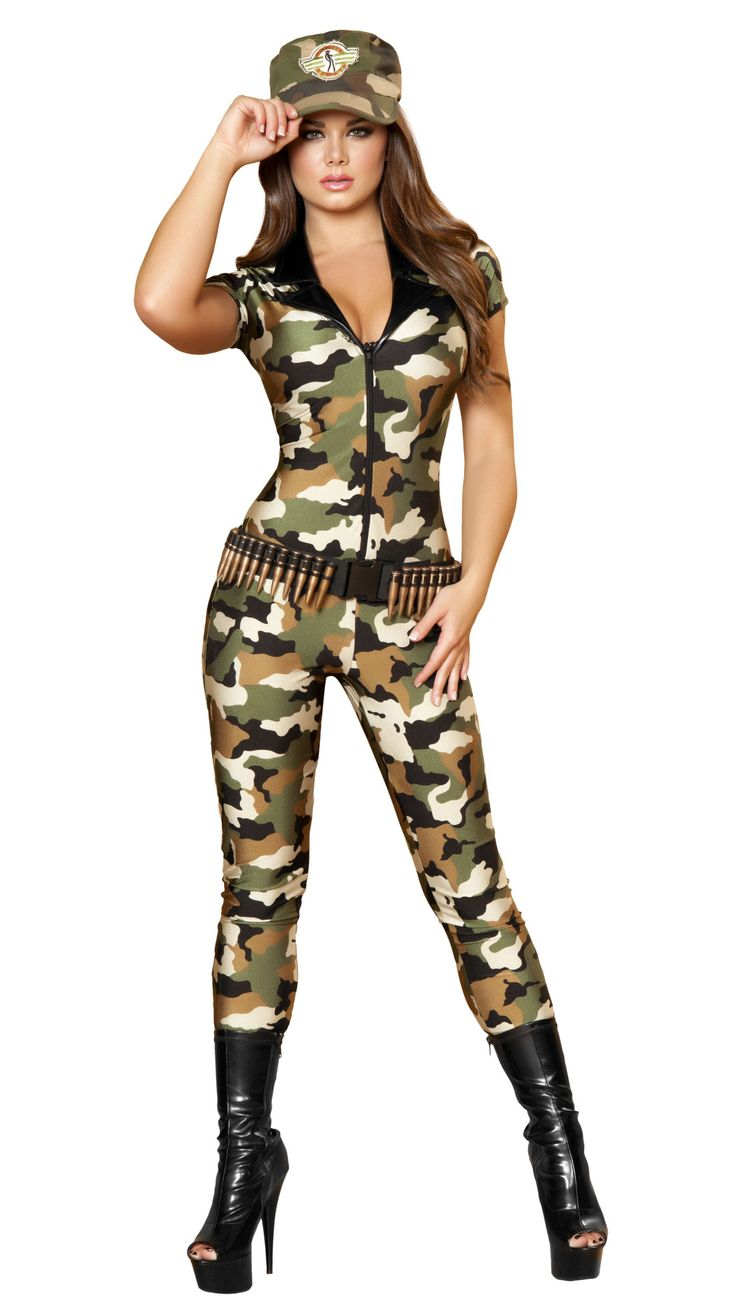 Womans Army Cam...