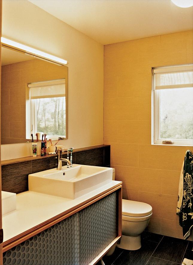 Mid Century Vanity Bathroom Pinterest