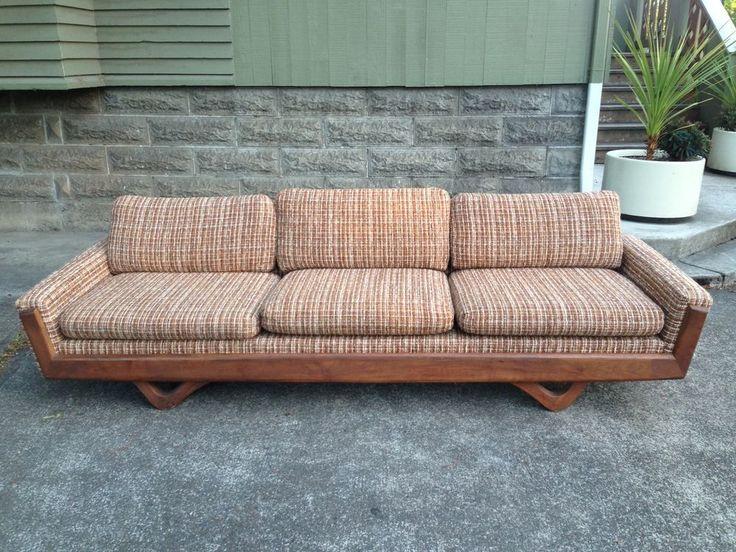 Vintage Style Sofa