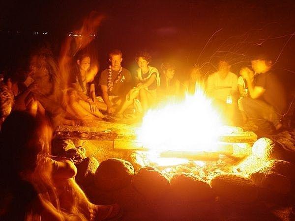 Bonfire party | Things I Like | Pinterest