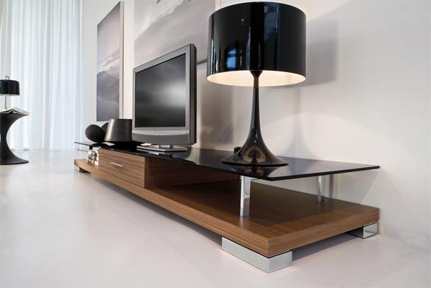 sleek tv media stand interior 3d architecture pinterest
