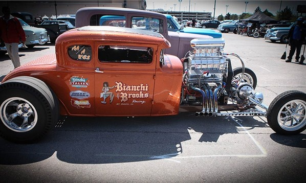 Amp brooks racing customs hot rods and muscle cars pintere