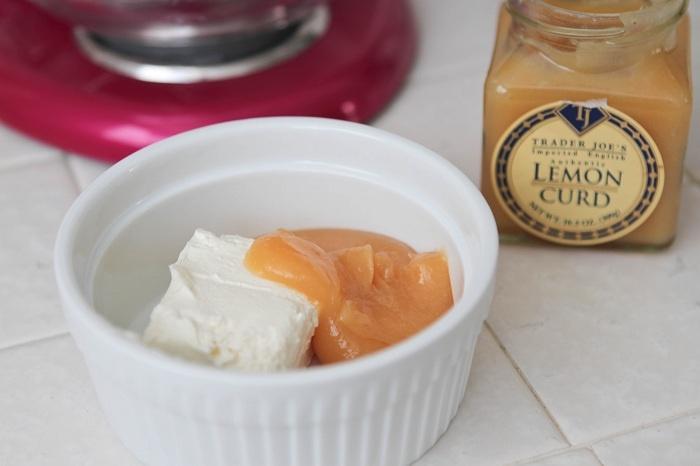 Creamy Lemon Blueberry Crepes