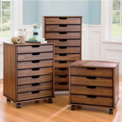 Mobile Storage Cabinets Arts Crafts Pinterest