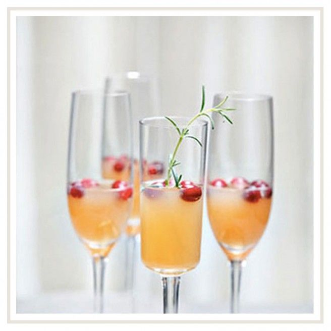 pumpkin pear and cranberry cocktail | Holidays | Pinterest