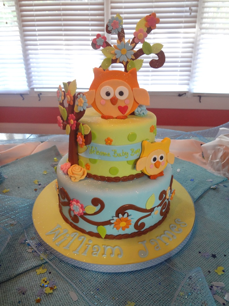Buttercup Cakes Custom Baby Shower and Kids' Cakes—Lakeland, FL ...