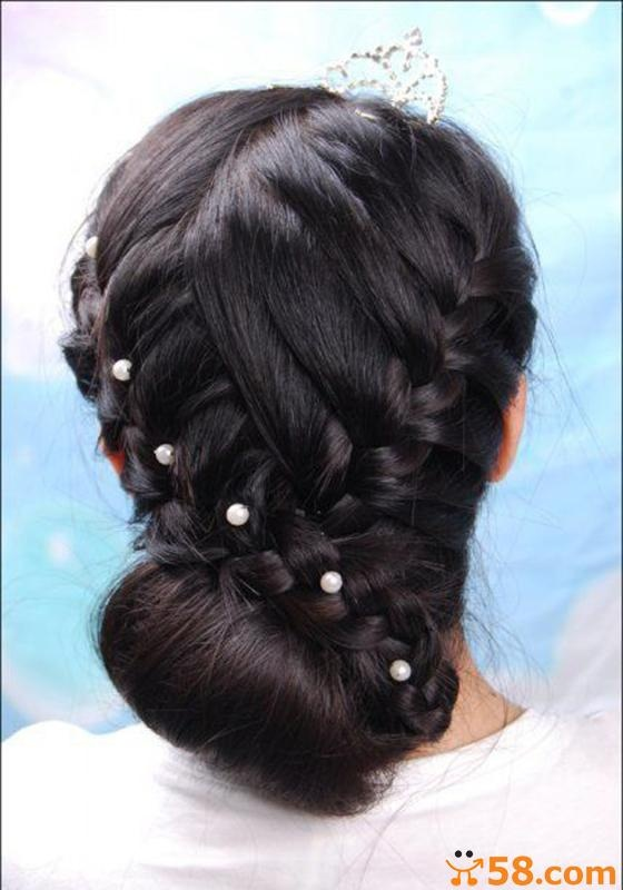 ... by Binyeo on braids, plaits, twists, rolls and braided updos | Pi