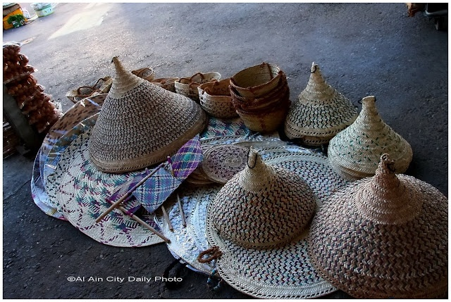 How To Weave Palm Fronds Into A Basket : Woven palm fronds baskets