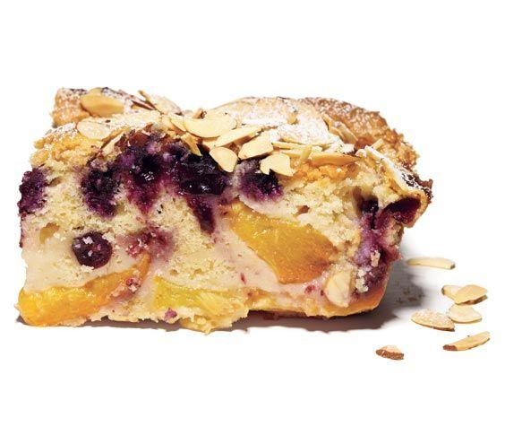 Peach Buckle Recipes — Dishmaps