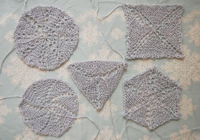 Knitting Lace Pattern In The Round : Pin by Angi on Knitting - stitch patterns Pinterest