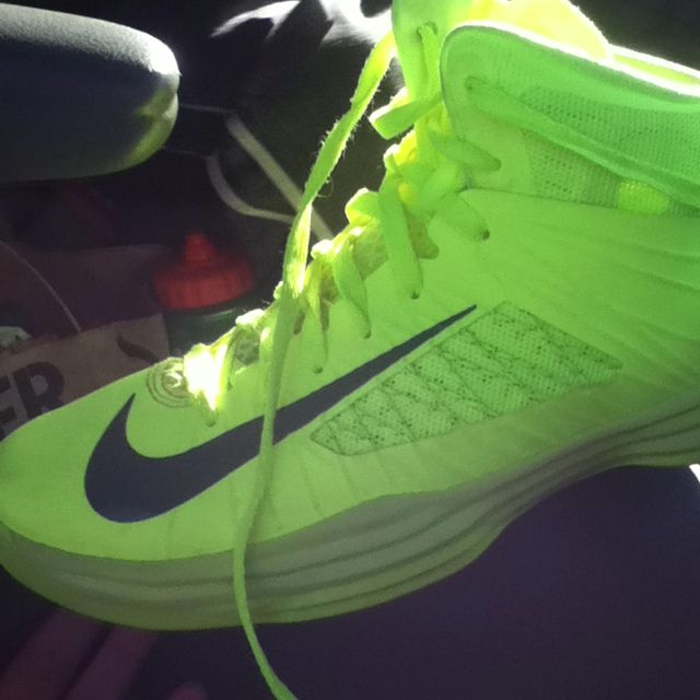 awesome nike basketball shoes kiks pinterest