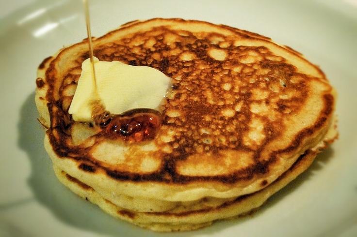 Best buttermilk pancakes ever | Recipe
