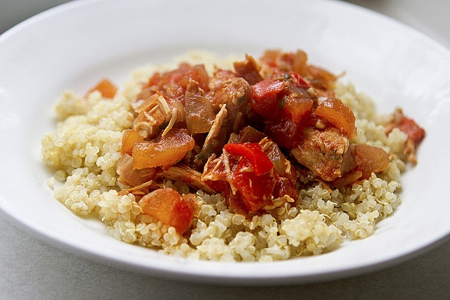 crock-pot-chicken-la-criolla | Freezer Crockpot meals | Pinterest