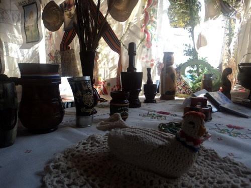 Tavarandu ára in Villarrica