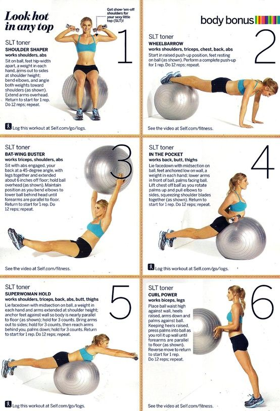 Upper Body Workout | workout & eat healthy